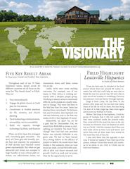 January 2015 Visionary Newsletter